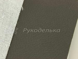 Кожзаменитель декоративный 22х16,5см. Черный.