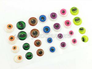 Набор глаз для игрушек (14пар)