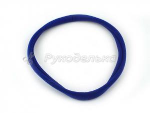Повязка безшовная One Size. 12 см. Синяя