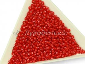Бисер чешский Preciosa Красный (95076) TWL. 10гр