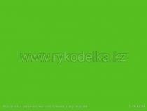 Фоамиран иранский. Светло-зеленый.